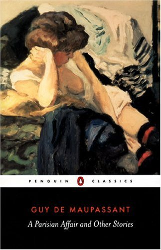 Parisian Affair and Other Stories   2004 (Revised) edition cover