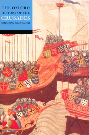 Oxford History of the Crusades   2002 edition cover