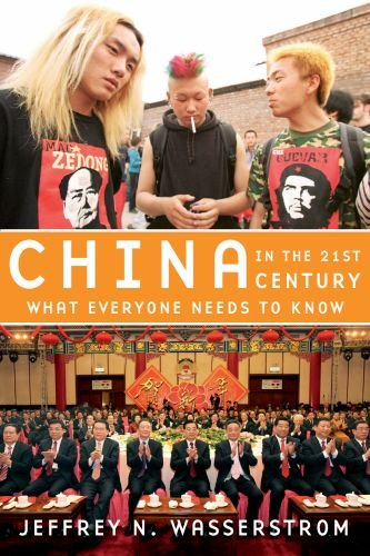 China in the 21st Century What Everyone Needs to Know  2010 edition cover