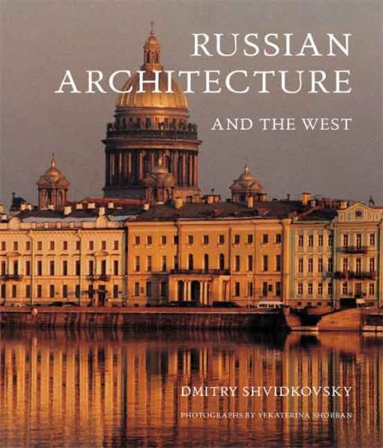 Russian Architecture and the West   2007 edition cover