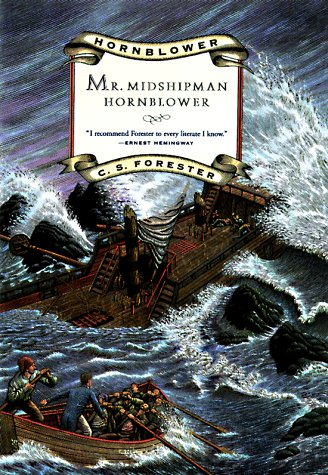 Mr. Midshipman Hornblower   1978 (Reprint) edition cover
