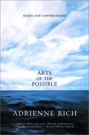Arts of the Possible Essays and Conversation  2002 9780393323122 Front Cover
