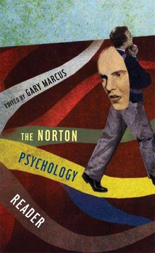 Norton Psychology Reader   2005 edition cover