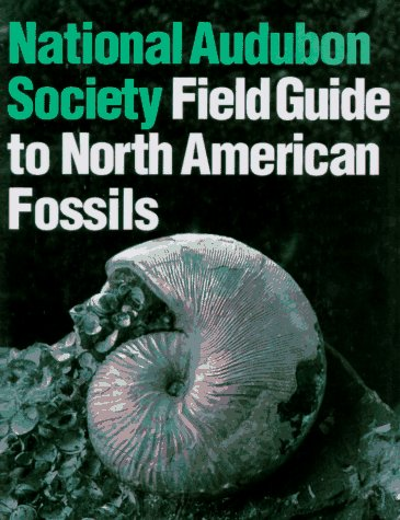National Audubon Society Field Guide to North American Fossils   1982 edition cover