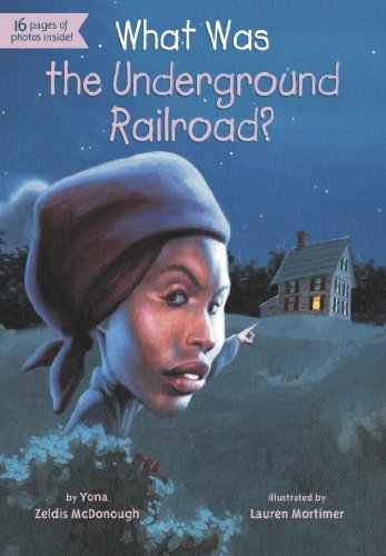 What Was the Underground Railroad?  N/A edition cover