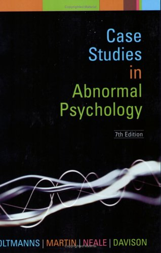 Case Studies in Abnormal Psychology  7th 2007 (Revised) edition cover