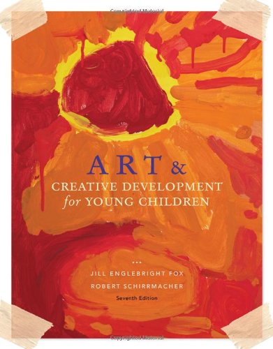 Art and Creative Development for Young Children  7th 2012 edition cover