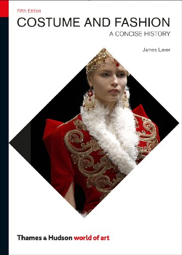 Costume and Fashion A Concise History 5th 2012 (Revised) edition cover