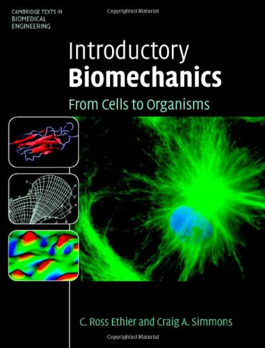 Introductory Biomechanics From Cells to Organisms  2007 edition cover