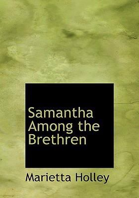 Samantha among the Brethren  2008 edition cover