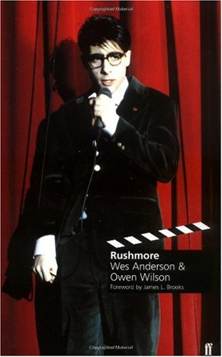 Rushmore  1st 1999 edition cover