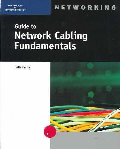 Guide to Network Cabling Fundamentals   2003 edition cover