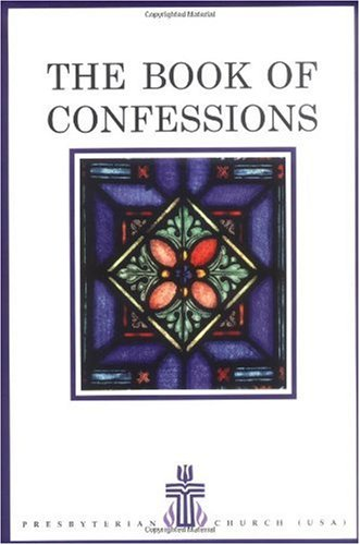Book of Confessions   1999 (Student Manual, Study Guide, etc.) edition cover