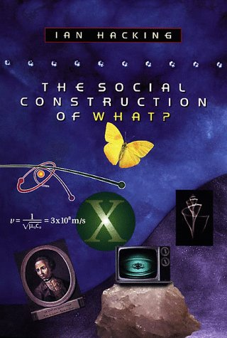 Social Construction of What?   1999 edition cover