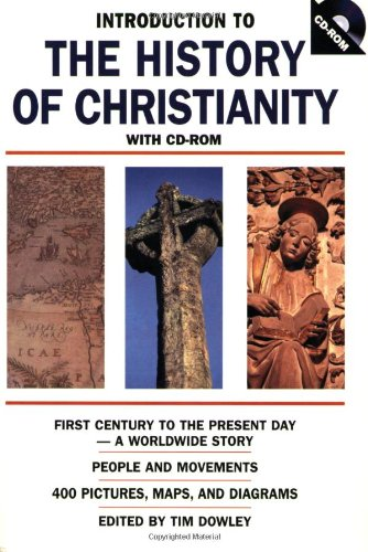 Introduction to the History of Christianity   2006 edition cover