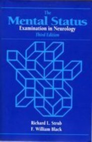 Mental Status Examination in Neurology  3rd 1993 (Revised) edition cover