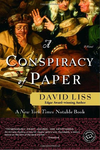 Conspiracy of Paper   2001 edition cover