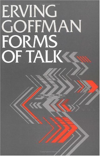 Forms of Talk   1981 edition cover