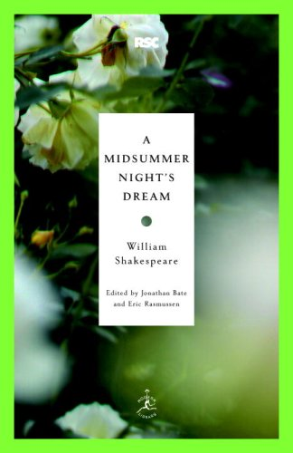 Midsummer Night's Dream  N/A edition cover