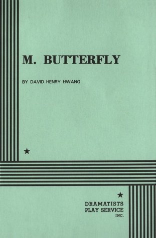M. Butterfly  N/A 9780822207122 Front Cover
