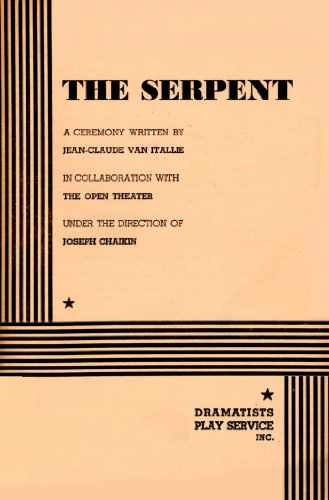 Serpent  N/A edition cover