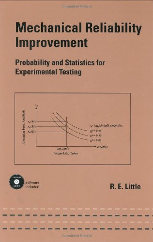 Mechanical Reliability Improvement Probability and Statistics for Experimental Testing  2002 edition cover