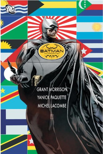 Batman Incorporated   2012 9781401232122 Front Cover