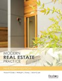 Modern Real Estate Practice:   2014 edition cover