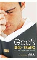 God's Book of Prayers: Each and Every Prayer in the Bible  2012 edition cover