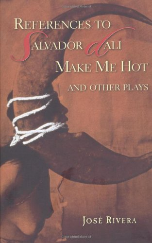 References to Salvador Dal� Make Me Hot and Other Plays   2002 edition cover