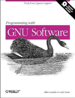 Programming with GNU Software Tools from Cygnus Support  1997 edition cover