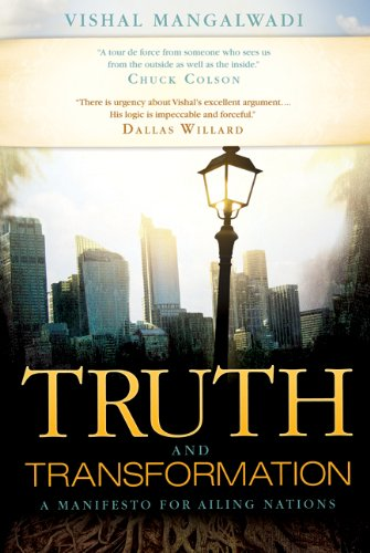 Truth and Transformation  2009 edition cover