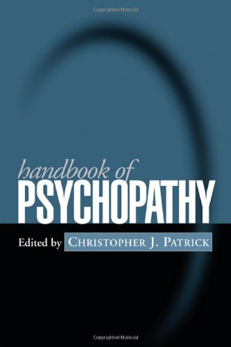 Handbook of Psychopathy   2006 edition cover