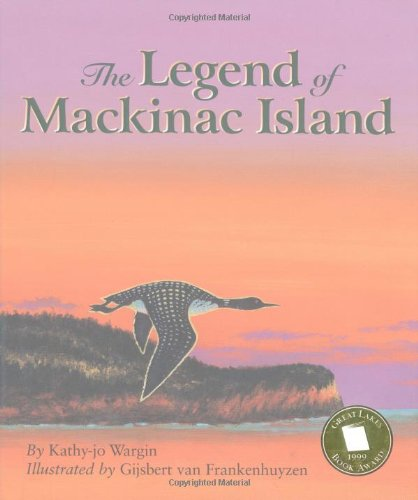 Legend of Mackinac Island  Revised edition cover
