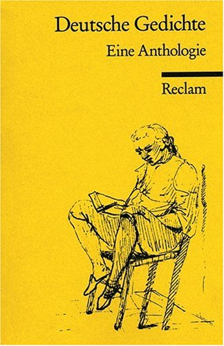 Deutsche Gedichte:  1st 2002 edition cover