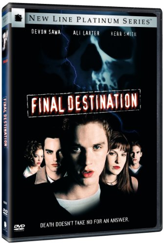 Final Destination (New Line Platinum Series) System.Collections.Generic.List`1[System.String] artwork