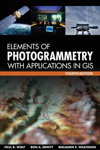 Elements of Photogrammetry with Application in GIS  4th 2014 edition cover