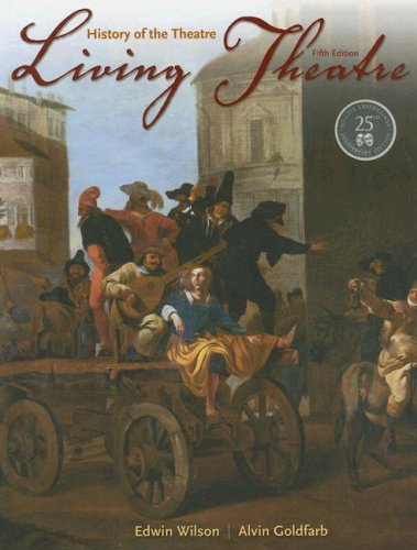Living Theatre History of the Theatre 5th 2008 edition cover