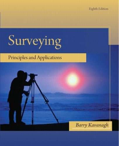 Surveying Principles and Applications 8th 2009 edition cover