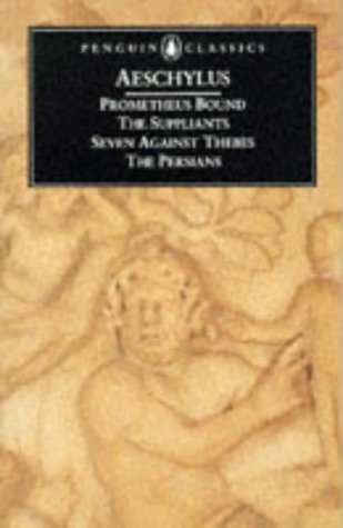 Prometheus Bound and Other Plays   2001 edition cover