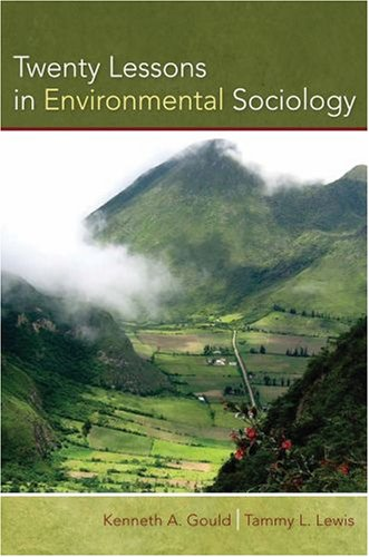 Twenty Lessons in Environmental Sociology   2008 edition cover