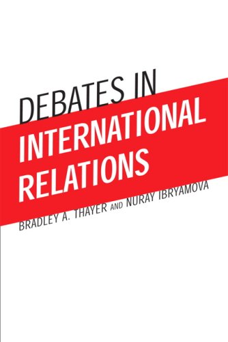 Debates in International Relations   2010 edition cover