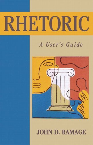 Rhetoric A User's Guide  2006 edition cover