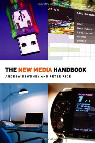 New Media Handbook   2006 edition cover