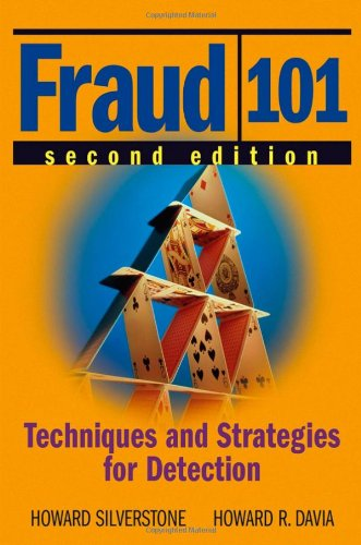 Fraud 101 Techniques and Strategies for Detection 2nd 2005 (Revised) edition cover