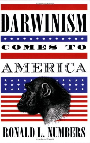 Darwinism Comes to America   1998 edition cover