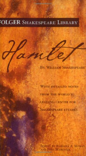 Hamlet   2003 9780743477123 Front Cover