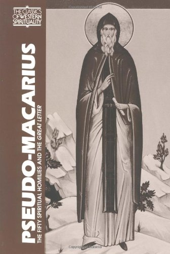 Pseudo-Macarius The Fifty Spiritual Homilies and the Great Letter N/A edition cover