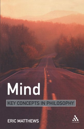Mind Key Concepts in Philosophy  2005 edition cover