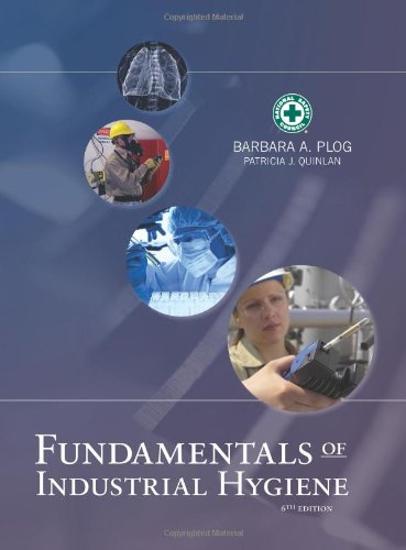 Fundamentals of Industrial Hygiene  6th 2012 edition cover